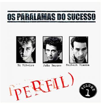 Os Paralamas Do Sucesso - Perfil - Vol. 1 (CD)