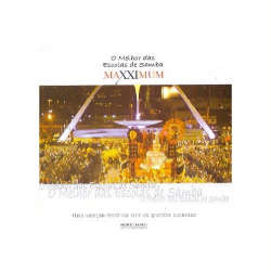CDs - Maxximum - O Melhor Das Escolas De Samba - 828767129228