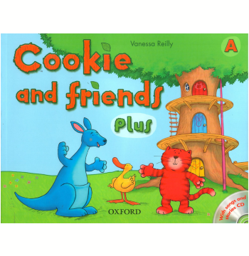 Cookie And Friends A Plus Cd Included