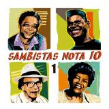 Sambistas Nota 10, V.1 (CD) - Vários Artistas