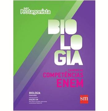Ser Protagonista Biologia - Caderno De Competencia Enem - Ensino Médio