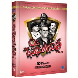 DVD - Os Trapalhoes, Vol. 2 - José Alvarenga Jr. ( Diretor ) - 7897119461142