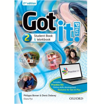 Got It! Plus 2 - Student Book - Workbook - Second Edition