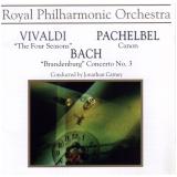 Vivaldi - Pachelbel - Bach (CD) -