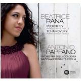 Beatrice Rana - Prokofiev Piano Concerto N0 2 (CD) - Beatrice Rana