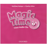 Magic Time 1 Class Cd (Audio Cd) - Second Edition (CD)