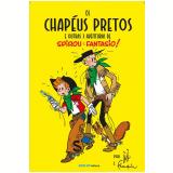 Os Chapéus Pretos e Outras 3 Aventuras de Spirou e Fantasio - Franquin
