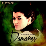 Damares - Obra Prima (Playback) (CD) - Damares