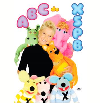 Xuxa - XSBP 13 - O ABC do XSBP (DVD)