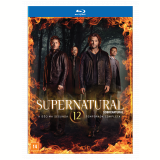 Supernatural - Sobrenatural 12ª Temporada (Blu-Ray)