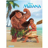 Disney - Clássicos Ilustrados - Moana