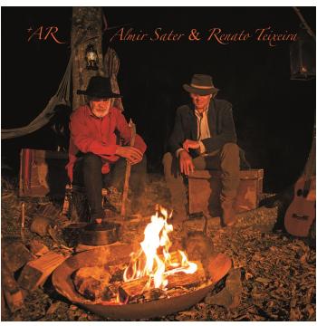 Almir Sater e Renato Teixeira - + Ar (CD)