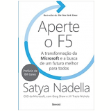 Aperte o F5 - Satya Nadella