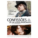 Confissões de Um Jovem Apaixonado (DVD) - Charlotte Gainsbourg, Lily Cole