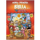 Minha Primeira Bíblia com a Turma da Mônica - Luís Erlin