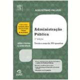 Administração  Pública - Augustinho Vicente Paludo
