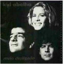 CDs - Meio Desligado - Kid Abelha - 745099776626