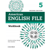 American English File 5 - Workbook With Ichecker - Second Edition -