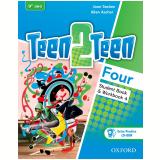 Teen2teen 4 - Student Book Pack(br) -