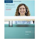 Welcome! - Student's Book - Leo Jones