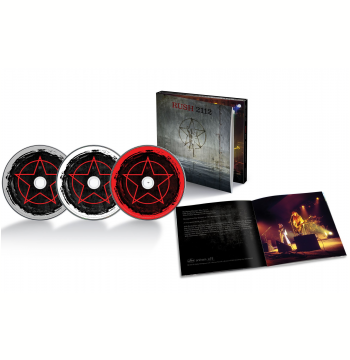 Rush - 2112 - 40Th Anniversary (2 CDs) +  (DVD)