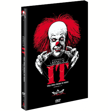 It - Uma Obra Prima do Medo (DVD)