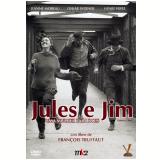 Jules e Jim - Uma Mulher para Dois (DVD)