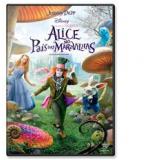 Alice no País das Maravilhas (DVD) - Tim Burton (Diretor)
