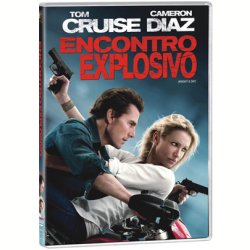 DVD - Encontro Explosivo - Tom Cruise - 7898512975984