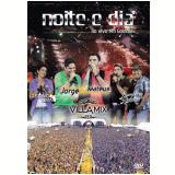 Noite e Dia - Ao Vivo em Goiânia (DVD) - Vários (veja lista completa)