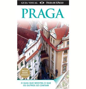 Guia Visual Praga (Inclui Mapa Avulso)