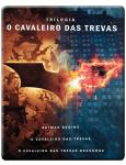 Batman: O Cavaleiro das Trevas - A Trilogia (DVD)
