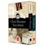 Box - Historias de Can��es - Chico Buarque e Tom Jobim - Wagner Homem, Luiz Roberto Oliveira