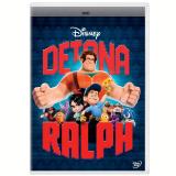 Detona Ralph (DVD) - John C. Reilly, Jane Lynch, Sarah Silverman