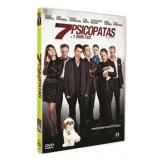 Sete Psicopatas e um Shih Tzu (DVD) - Colin Farrell, Woody Harrelson, Abbie Cornish