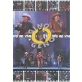 Gino & Geno - Ao Vivo (DVD) -