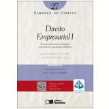 Saberes do direito 27 - direito empresarial i (Ebook) - Alessandro Sanchez