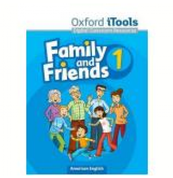 American Family And Friends 1 Itools Cdrom (CD)