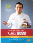 Festas em Fam�lia com o Cake Boss