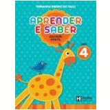 Aprender E Saber - Educação Infantil (Vol. 4) - Fernanda Ribeiro Do Valle