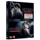 Coleção 50 Tons de Cinza (DVD) - Vários (veja lista completa)