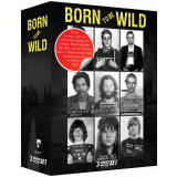 Box - Born To Be Wild (3 DVDs) - Varios Interpretes