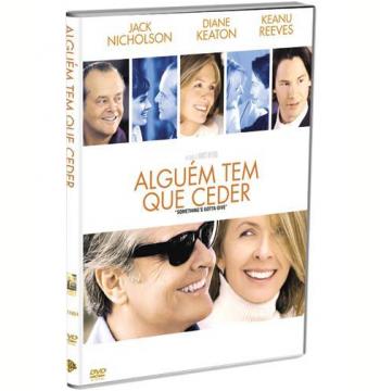 Alguém Tem que Ceder (DVD)