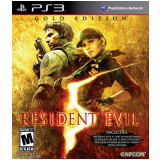 Resident Evil 5: Gold Edition (PS3) -