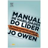 Manual de Habilidade do Líder - Jo Owen