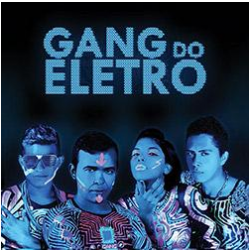 CDs - Gang Do Eletro - Gand Do Eletro - Gang Do Eletro - 7898324308284