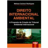 Direito Internacional Ambiental - Melissa Cachoni Rodrigues