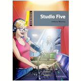 Studio Five Cd Included Level 1 - Second Edition - Manning