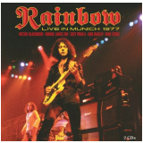 Cd Duplo Rainbow – Live In Munich 1977 (CD)