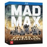 Coleção Mad Max - Edição de Colecionador (Blu-Ray) - Tina Turner, Charlize Theron